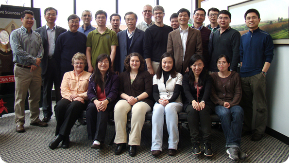CAU-ISU Maize Genetics & Breeding Workshop (03/20/12-03/21/12)